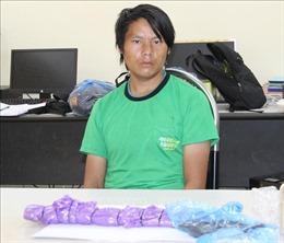 Bắt tạm giam đối tượng giết người để chiếm đoạt ma túy sử dụng
