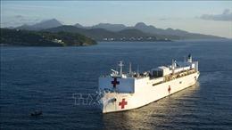 Hải quân Mỹ điều động lực lượng hỗ trợ đặc biệt tới bang Texas
