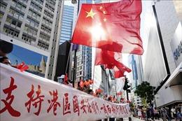 Trung Quốc phản đối Mỹ ký ban hành luật liên quan Hong Kong