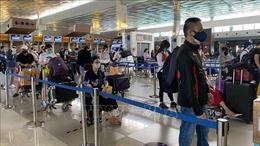 Đưa trên 210 công dân Việt Nam tại Indonesia về nước