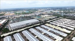 Chủ trương đầu tư Dự án đầu tư xây dựng và kinh doanh hạ tầng kỹ thuật Khu Công nghiệp Quốc tế Trường Hải