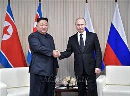 Báo Triều Tiên đánh giá cao quan hệ với Nga nhân dịp 20 năm ra tuyên bố hợp tác song phương