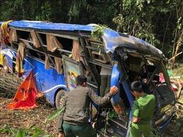 Thêm một người tử vong trong vụ tai nạn giao thông đặc biệt nghiêm trọng tại Kon Tum