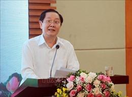 Bộ trưởng Nội vụ: Nên ủng hộ cán bộ nghỉ hưu trước tuổi theo quy định