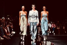 Tuần lễ thời trang Milan gửi thông điệp 'Lạc quan'