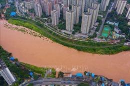 Trung Quốc phát triển tàu lặn có người lái giám sát các đập và hồ chứa nước