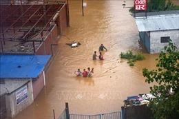 Lũ lụt và lở đất khiến ít nhất 23 thiệt mạng ở miền Tây Nepal