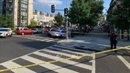 Nổ súng ở Washington khiến ít nhất 1 người thiệt mạng