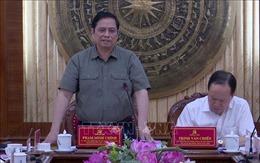 Trưởng ban Tổ chức Trung ương: Thanh Hóa tập trung cao độ xây dựng khối đại đoàn kết thống nhất trong Đảng, chính quyền
