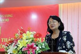 Phó Chủ tịch nước: Nội dung phát động các phong trào thi đua cần thiết thực