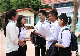 Bảo đảm để Kỳ thi tốt nghiệp THPT an toàn, đúng quy chế