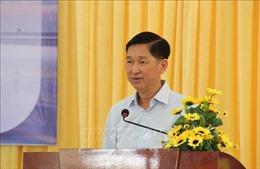 Thủ tướng ký quyết định tạm đình chỉ công tác đối với ông Trần Vĩnh Tuyến