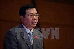 Hoàn tất kết luận điều tra vụ án cựu Bộ trưởng Công Thương Vũ Huy Hoàng