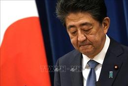 Cựu Thủ tướng Nhật Bản Abe Shinzo xin lỗi người dân