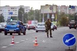 Nga cáo buộc các thế lực bên ngoài tìm cách gây bất ổn ở Belarus