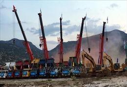Hơn 1.460 tỷ đồng xây dựng Cảng biển tổng hợp Cà Ná