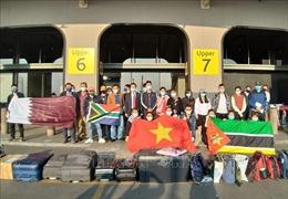 Đưa 140 công dân Việt Nam từ Trung Đông và châu Phi về nước