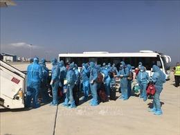 Đưa trên 270 công dân Việt Nam từ Cộng hòa Cyprus và Saudi Arabia về nước