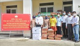 Đà Nẵng hỗ trợ gạo, nhu yếu phẩm cho người dân gặp khó khăn