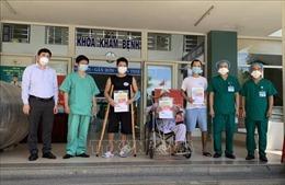 Đà Nẵng thêm 9 bệnh nhân mắc COVID-19 được xuất viện