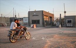 Israel cấm hàng hóa và phương tiện vào Dải Gaza