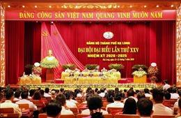 Quảng Ninh tổ chức thành công Đại hội Đảng bộ cấp trên cơ sở