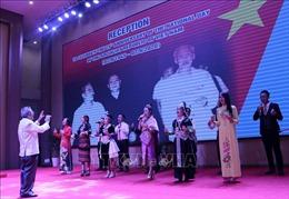 Lễ kỷ niệm 75 năm Quốc khánh 2/9 trọng thể và ấm áp tình hữu nghị Việt - Lào