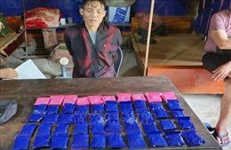 Vừa ra tù lại câu kết lập đường dây mua bán ma túy từ Lào về Việt Nam