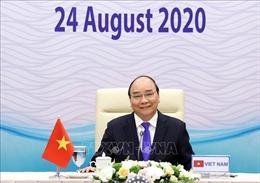 Thủ tướng Nguyễn Xuân Phúc tham dự Hội nghị Cấp cao Hợp tác Mekong - Lan Thương lần thứ ba