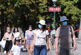 Lo ngại tốc độ lây nhiễm COVID-19 gia tăngtại Pháp, Tây Ban Nha và Thổ Nhĩ Kỳ