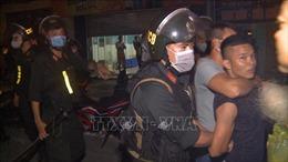 Công an Thanh Hóa bắt giữ 21 'quái xế'