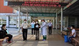 Thêm 11 bệnh nhân mắc COVID-19 tại Quảng Nam được điều trị khỏi bệnh