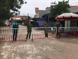 Tạm đình chỉ công tác quyền chủ tịch phường ở Sầm Sơn vì lơ là chống dịch