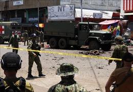 Hai kẻ tấn công liều chết ở Philippines là góa phụ của các phần tử khủng bố