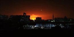 Syria mất điện toàn bộ do nổ đường ống dẫn khí đốt