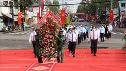 Tưởng niệm 156 năm ngày Anh hùng dân tộc Trương Định tuẫn tiết