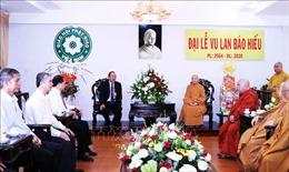 Phó Thủ tướng Thường trực Trương Hòa Bình chúc mừng lễ Vu Lan - báo hiếu