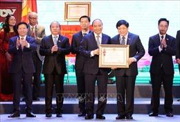 Thủ tướng Nguyễn Xuân Phúc dự Chương trình kỷ niệm 75 năm 'Tiếng nói Việt Nam'