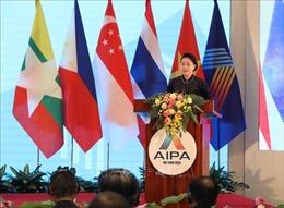 Toàn văn Bài phát biểu bế mạc của Chủ tịch Quốc hội Nguyễn Thị Kim Ngân tại Đại hội đồng AIPA 41