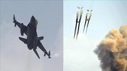 Armenia công bố hình ảnh máy bay SU-25 nghi bị Thổ Nhĩ Kỳ bắn hạ