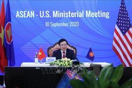 Hội nghị trực tuyến Bộ trưởng Ngoại giao ASEAN - Hoa Kỳ và ASEAN - Canada