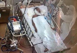Bệnh nhân 416 được công bố khỏi bệnh nhưng tiên lượng còn rất nặng