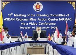 Cuộc họp Ban chỉ đạo ARMAC 13 nhất trí sáng kiến của Việt Nam