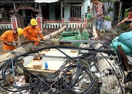 Đảm bảo an toàn lưới điện, giảm thiệt hại do mưa bão