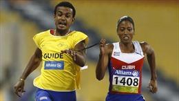 'Nữ hoàng tốc độ'Cuba được bầu là vận động viên khuyết tật xuất sắc nhất thập kỷ