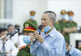 Các bị cáo trong vụ án tại xã Đồng Tâm nói lời sau cùng