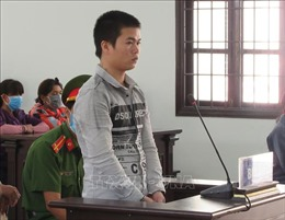 Giết người do mâu thuẫn bột phát, nam thanh niên lĩnh án 7 năm tù