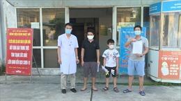 Ba bệnh nhân COVID-19 cuối cùng tại Hải Dương được công bố khỏi bệnh