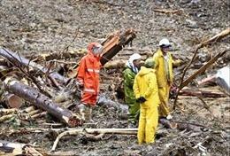 Tìm kiếm 2 thực tập sinh Việt Nam mất tích trong bão Haishen