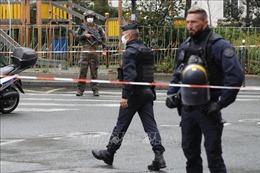 Tấn công bằng dao gần tòa soạn Charlie Hebdo, Pháp